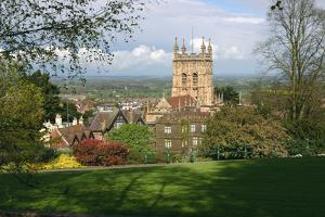 Great Malvern, Worcestershire by Peter Thompson