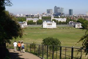 Greenwich Park, London by Peter Thompson
