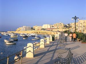 Harbour, Marsascala, Malta by Peter Thompson