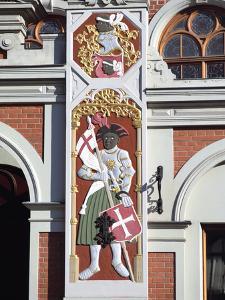 House of Blackheads, Riga, Latvia by Peter Thompson
