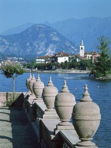 Isola Dei Pescatori, Lake Maggiore, Italy by Peter Thompson