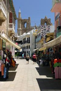 Istiklal Caddesi, Famagusta, North Cyprus by Peter Thompson