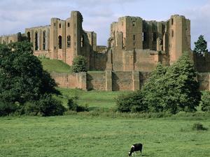 Kenilworth Castle, Warwickshire by Peter Thompson