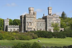 Lews Castle, Stornoway, Isle of Lewis, Outer Hebrides, Scotland, 2009 by Peter Thompson