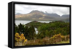 Loch Torridon and the Torridon Hills, Highland, Scotland by Peter Thompson