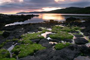 Loch Tuath, Isle of Mull, Argyll and Bute, Scotland by Peter Thompson