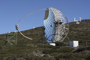 Magic Telescope, La Palma, Canary Islands, Spain by Peter Thompson