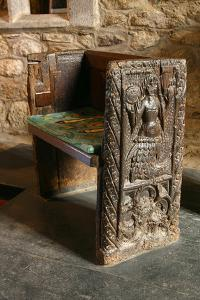 Mermaid Chair, Zennor, Cornwall by Peter Thompson