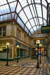 Miller Arcade, Preston, Lancashire by Peter Thompson