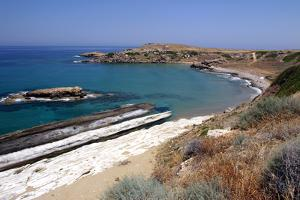 North Coast Near Kaplica, North Cyprus by Peter Thompson
