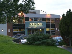 Octagon Theatre, Yeovil, Somerset, 2005 by Peter Thompson