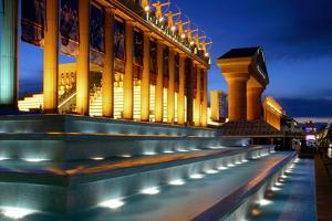 Palacio De Congreso, Tenerife, Canary Islands, 2007 by Peter Thompson