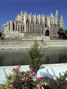 Palma Cathedral, Majorca, Spain by Peter Thompson
