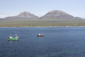 Paps of Jura, Argyll and Bute, Scotland by Peter Thompson