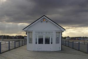 Pier, Southwold, Suffolk by Peter Thompson