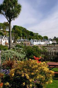 Plockton, Highland, Scotland by Peter Thompson