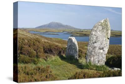 Pobull Fhinn (Finns People) Stone Circle, North Uist, Outer Hebrides, Scotland, 2009