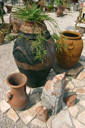 Pottery Karavomilos, Kefalonia, Greece by Peter Thompson
