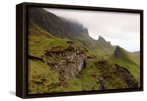 Quiraing, Isle of Skye, Highland, Scotland by Peter Thompson