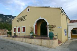 Robola Winery, Kefalonia, Greece by Peter Thompson
