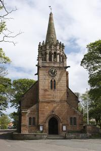 St Ebbas Church, Beadnell, Northumberland, 2010 by Peter Thompson