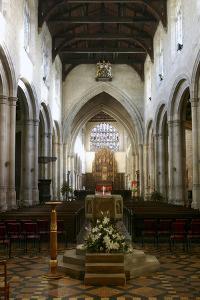 St Margarets Church, Kings Lynn, Norfolk, 2005 by Peter Thompson
