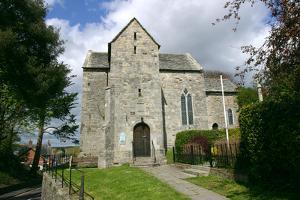St Martins Church, Wareham, Dorset by Peter Thompson