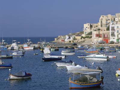 St Pauls Bay, Malta by Peter Thompson