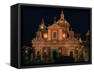 St Pauls Church, Rabat, Malta by Peter Thompson