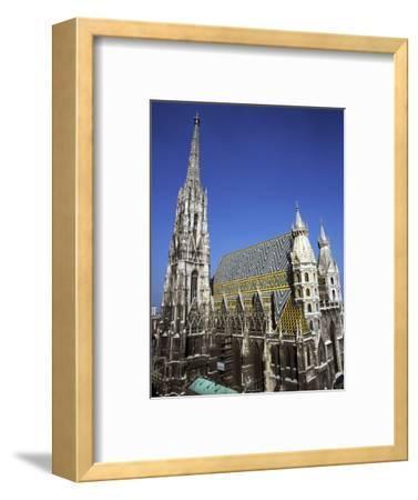 St Stephens Cathedral, (Stephansdom), Vienna, Austria