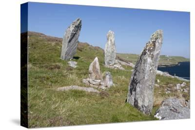Standing Stones, Great Bernera, Isle of Lewis, Outer Hebrides, Scotland, 2009