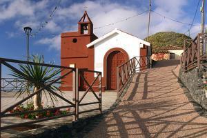 Taborno Church, Anaga Mountains, Tenerife, 2007 by Peter Thompson