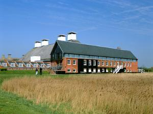 The Maltings, Snape, Suffolk by Peter Thompson