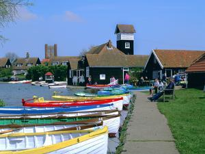 The Meare, Thorpeness, Suffolk by Peter Thompson