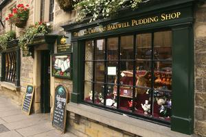 The Old Original Bakewell Pudding Shop, Bakewell, Derbyshire, 2005 by Peter Thompson