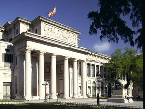 The Prado, Madrid, Spain by Peter Thompson
