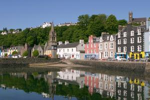 Tobermory, Isle of Mull, Argyll and Bute, Scotland by Peter Thompson