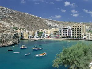 Xlendi, Gozo, Malta by Peter Thompson