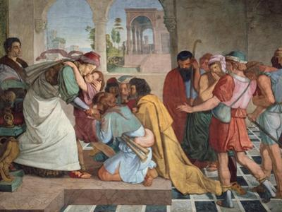Joseph Reveals Himself to His Brothers, 1817