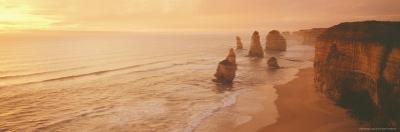 12 Apostles, Port Campbell, Australia by Peter Walton