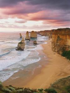 12 Apostles, Victoria, Australia by Peter Walton
