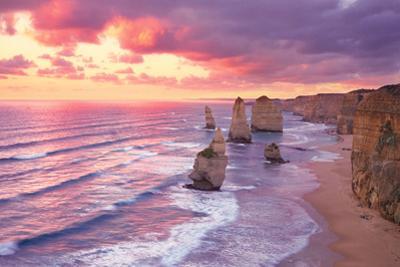 Twelve Apostles,Port Campbell, Australia by Peter Walton Photography