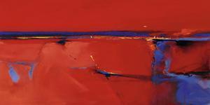 Coastal Horizon I by Peter Wileman