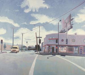 AA Liquor Store, Los Angeles, 2001 by Peter Wilson