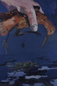 Big Hand in the Sky, 1978 by Peter Wilson