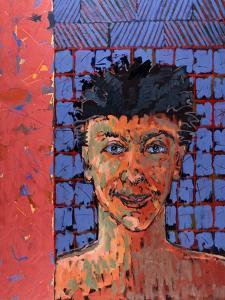 Blake Head, 1996 by Peter Wilson