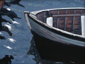 Dockside: Stockholm, 2004 by Peter Wilson