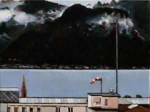 Lake Geneva, 2008 by Peter Wilson