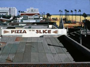 Pizza by the Slice, 2002 by Peter Wilson