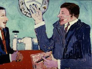 Time-Keeping, 1979 by Peter Wilson